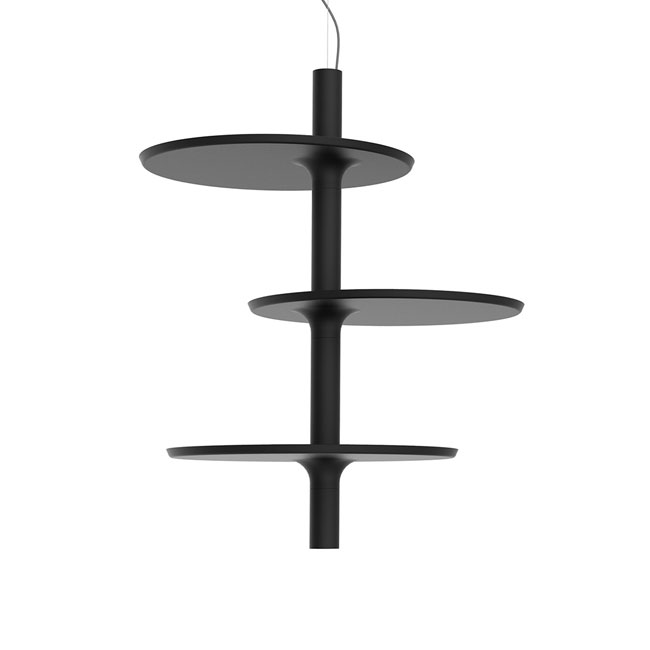 Kundalini Lampe a Suspension VictoriaXL LED 88,8W Ø 70 cm